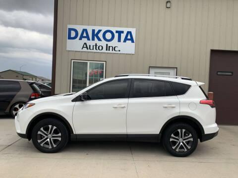 2017 Toyota RAV4 for sale at Dakota Auto Inc. in Dakota City NE