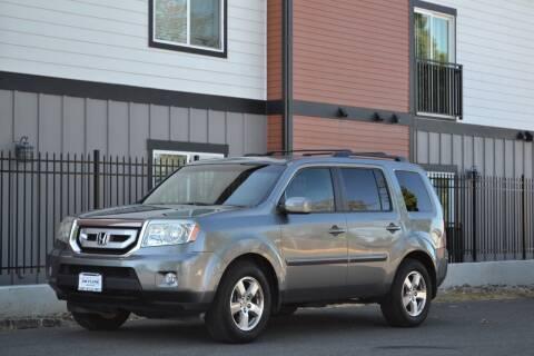 2009 Honda Pilot for sale at Skyline Motors Auto Sales in Tacoma WA