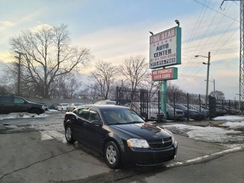 2010 Dodge Avenger for sale at Five Star Auto Center in Detroit MI