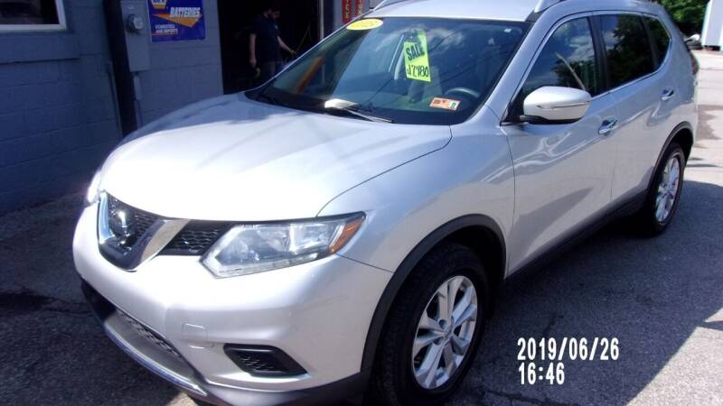 2015 Nissan Rogue for sale at Allen's Pre-Owned Autos in Pennsboro WV