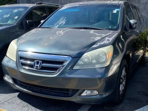 2005 Honda Odyssey for sale at KD's Auto Sales in Pompano Beach FL