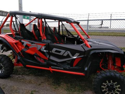 2020 Honda TALON 1000-4 for sale at Irv Thomas Honda Suzuki Polaris in Corpus Christi TX
