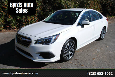2019 Subaru Legacy for sale at Byrds Auto Sales in Marion NC