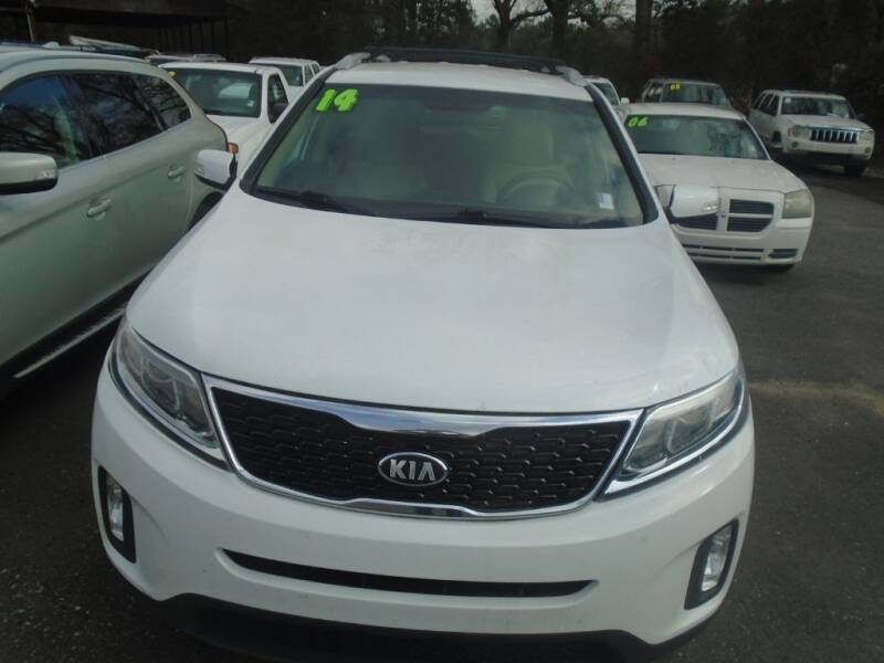 2014 Kia Sorento for sale at Alabama Auto Sales in Semmes AL