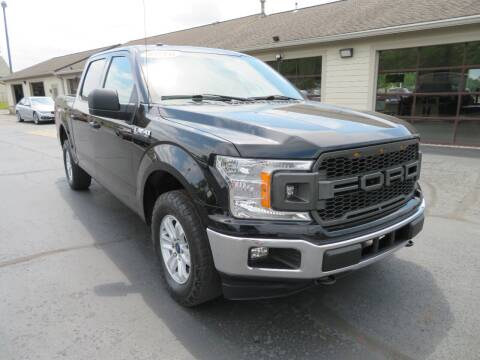 2018 Ford F-150 for sale at Tri-County Pre-Owned Superstore in Reynoldsburg OH