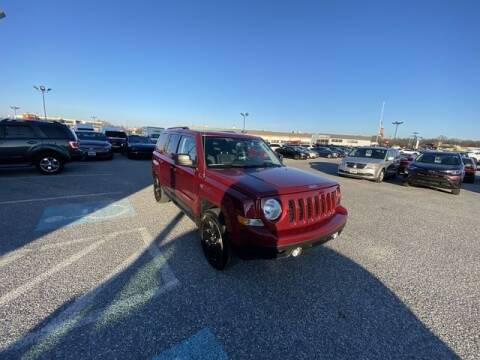 2016 Jeep Patriot for sale at King Motors featuring Chris Ridenour in Martinsburg WV