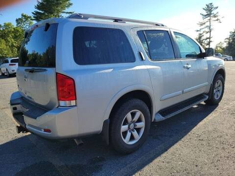 2011 Nissan Armada for sale at Ataboys Auto Sales in Manchester NH