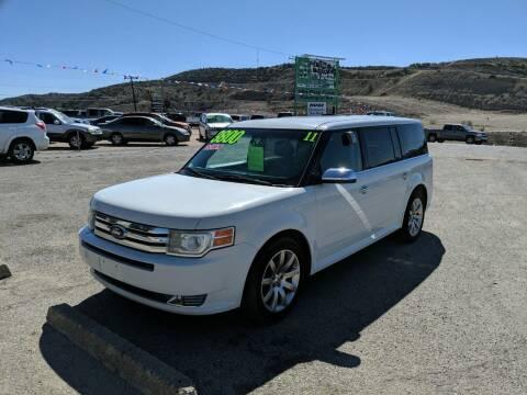 2011 Ford Flex for sale at Hilltop Motors in Globe AZ