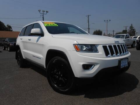 2015 Jeep Grand Cherokee for sale at McKenna Motors in Union Gap WA