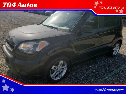 2011 Kia Soul for sale at 704 Autos in Statesville NC