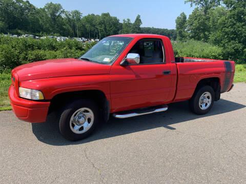 1994 Dodge Ram Pickup 1500 for sale at SODA MOTORS AUTO SALES LLC in Newport RI
