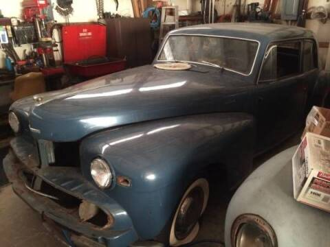 1946 Lincoln Mark I for sale at Haggle Me Classics in Hobart IN