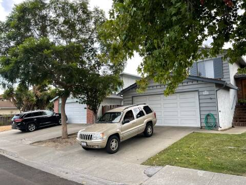 1999 Jeep Grand Cherokee for sale at Blue Eagle Motors in Fremont CA