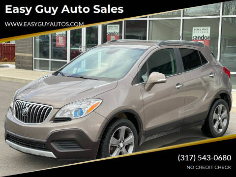 2014 Buick Encore for sale at Easy Guy Auto Sales in Indianapolis IN