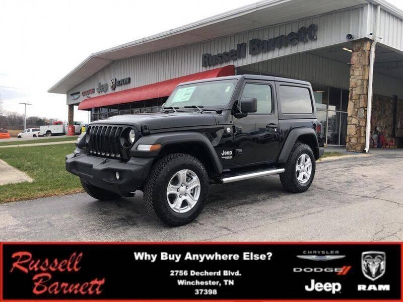 2021 Jeep Wrangler for sale at Russell Barnett Chrysler Dodge Jeep Ram in Winchester TN