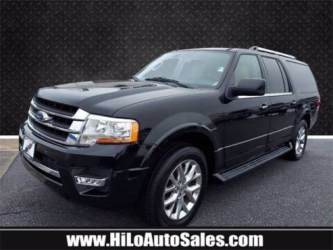 2017 Ford Expedition EL for sale at Hi-Lo Auto Sales in Frederick MD