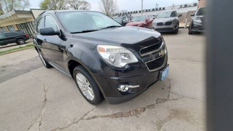 2011 Chevrolet Equinox for sale at Divine Auto Sales LLC in Omaha NE