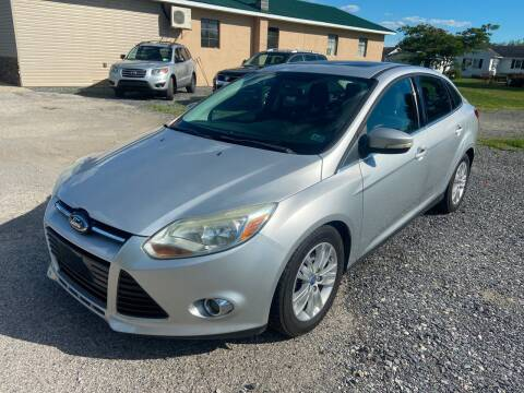 2012 Ford Focus for sale at US5 Auto Sales in Shippensburg PA