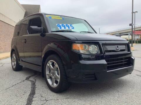 2007 Honda Element for sale at Active Auto Sales Inc in Philadelphia PA