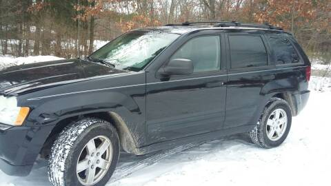 2005 Jeep Grand Cherokee for sale at Expressway Auto Auction in Howard City MI