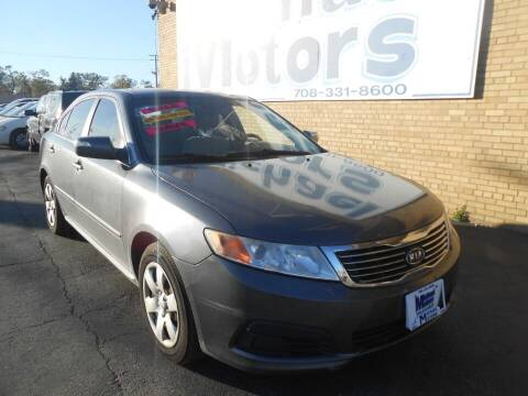 2009 Kia Optima for sale at Michael Motors in Harvey IL