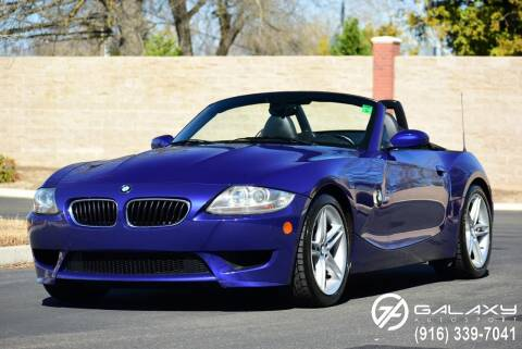 2006 BMW Z4 M for sale at Galaxy Autosport in Sacramento CA