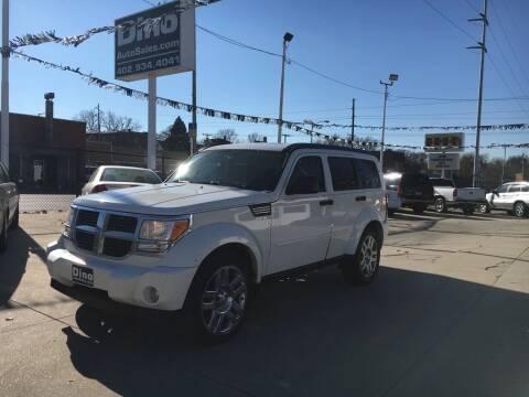 2008 Dodge Nitro for sale at Dino Auto Sales in Omaha NE