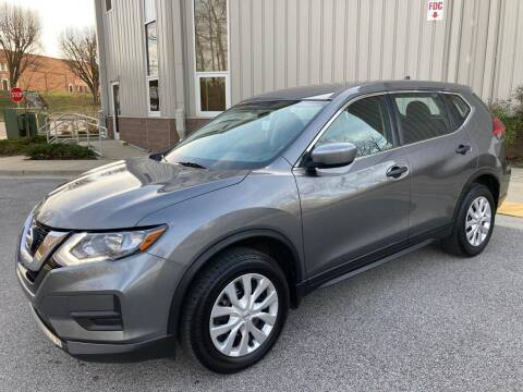 2017 Nissan Rogue for sale at AMERICAR INC in Laurel MD