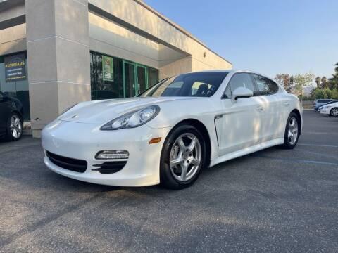 2013 Porsche Panamera for sale at AutoHaus in Colton CA