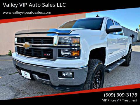 2016 Chevrolet Silverado 2500HD for sale at Valley VIP Auto Sales LLC in Spokane Valley WA