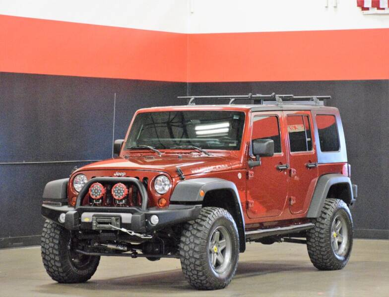 2010 Jeep Wrangler Unlimited for sale at Style Motors LLC in Hillsboro OR