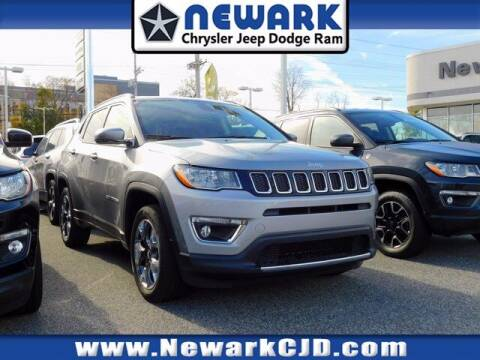 2019 Jeep Compass for sale at NEWARK CHRYSLER JEEP DODGE in Newark DE