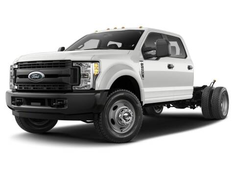2019 Ford F-550 Super Duty for sale at West Motor Company in Hyde Park UT