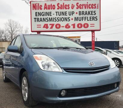 2005 Toyota Prius for sale at Nile Auto in Columbus OH