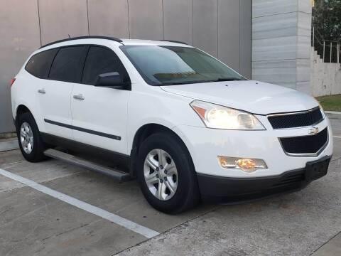 2010 Chevrolet Traverse for sale at Delta Auto Alliance in Houston TX