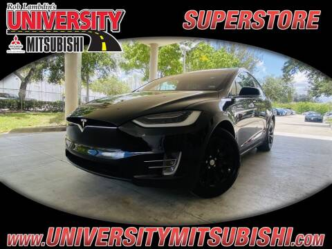 2016 Tesla Model X for sale at FLORIDA DIESEL CENTER in Davie FL