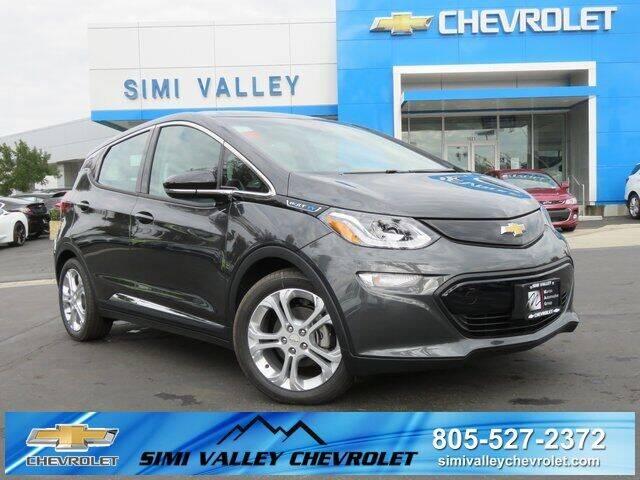 2021 Chevrolet Bolt EV for sale in Simi Valley, CA