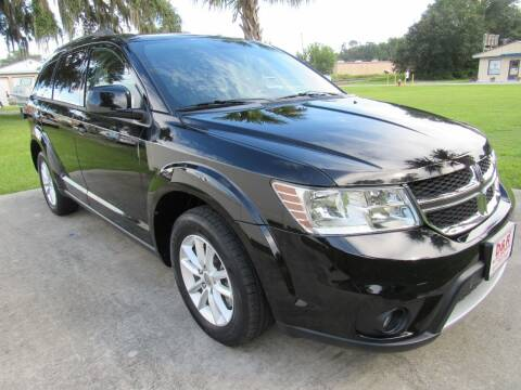 2016 Dodge Journey for sale at D & R Auto Brokers in Ridgeland SC