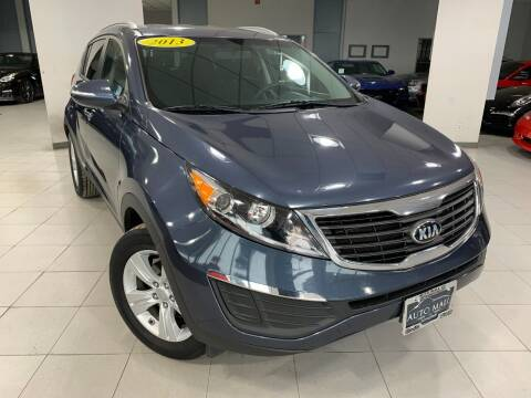 2013 Kia Sportage for sale at Auto Mall of Springfield in Springfield IL