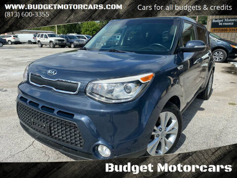 2016 Kia Soul for sale at Budget Motorcars in Tampa FL