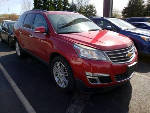 2014 Chevrolet Traverse for sale at Auto Solutions in Maryville TN