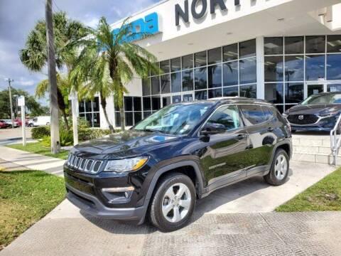 2018 Jeep Compass for sale at Mazda of North Miami in Miami FL