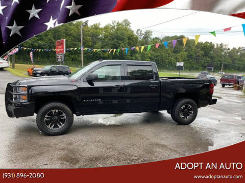 2014 Chevrolet Silverado 1500 for sale at Adopt an Auto in Clarksville TN