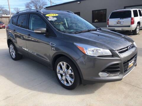 2014 Ford Escape for sale at Tigerland Motors in Sedalia MO