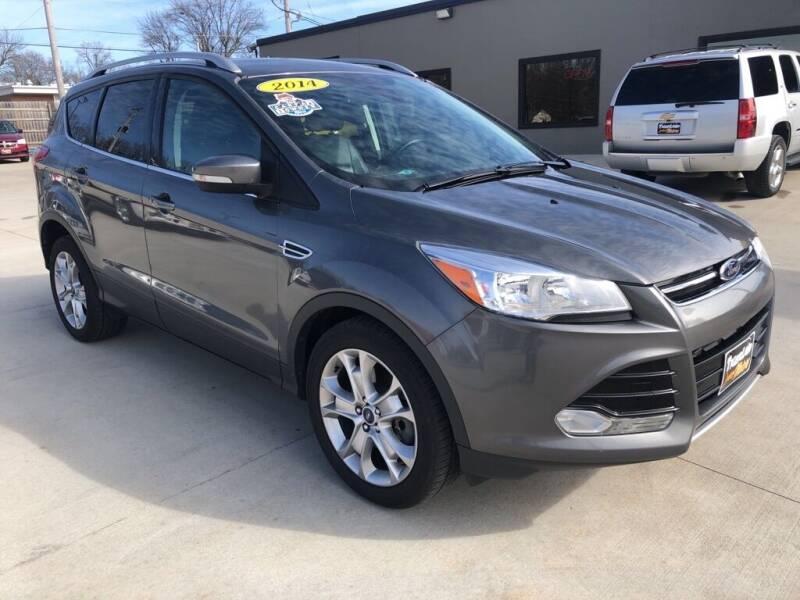 2014 Ford Escape for sale at Tigerland Motors in Sedalia MO