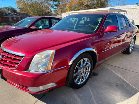 2008 Cadillac DTS for sale at Platinum Plus Auto Sales in West Monroe LA