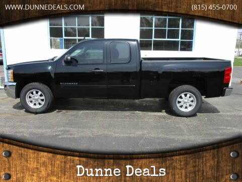 2013 Chevrolet Silverado 1500 for sale at Dunne Deals in Crystal Lake IL