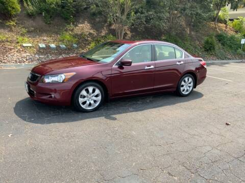 2009 Honda Accord for sale at INTEGRITY AUTO in San Diego CA