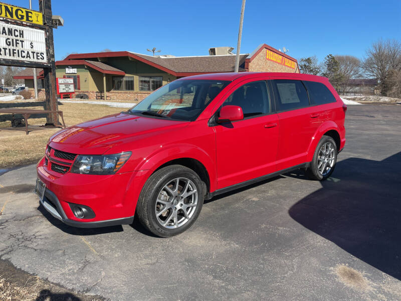 2017 Dodge Journey for sale at Welcome Motor Co in Fairmont MN