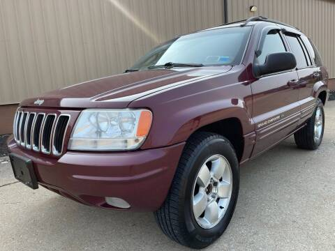 2002 Jeep Grand Cherokee for sale at Prime Auto Sales in Uniontown OH